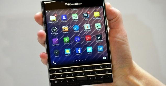 Blackberry Passport Z10 (materiały prasowe)