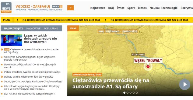 Jak Polsatnews.pl wypada na tle konkurencji? Jest tak poprawnie, że aż nudno