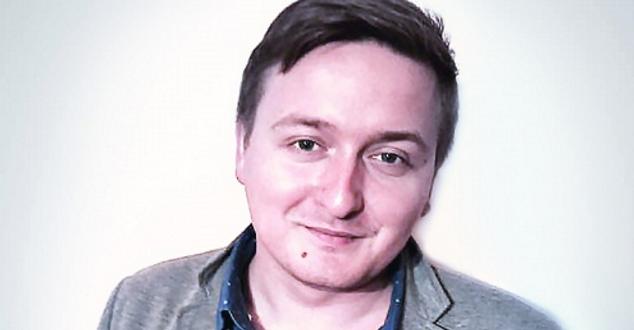 Łukasz Piekut (źródło: THEY.pl)