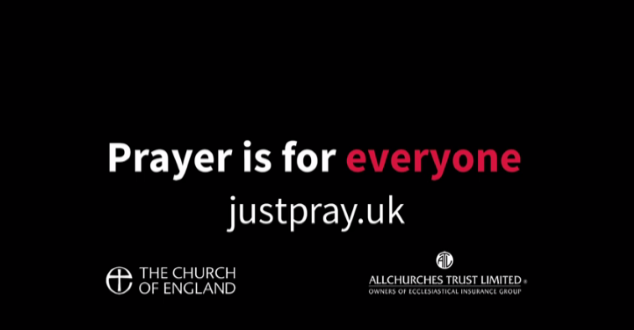 Źródło: YouTube.com/Just Pray (Official Advert)