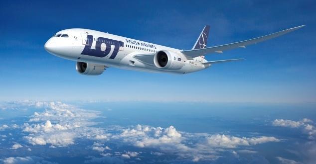 Linie Lotnicze LOT