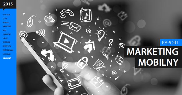 """Raport Interaktywnie.com: """"Marketing Mobilny 2015"""""""