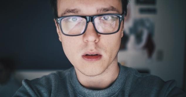Na zdjęciu Krzysztof Gonciarz (fot. Intel)