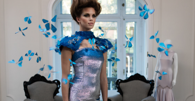 Haute couture i nowe technologie, czyli The Butterfly Effect [WIDEO]