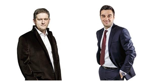 Od lewej Aleksander Kutela i Jovan Protic (fot. Grupa RASP)