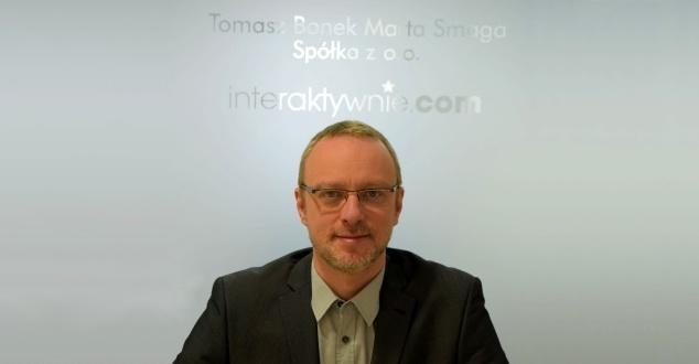 Bartłomiej Dwornik (fot. Tomasz Bonek Marta Smaga Sp. z o.o.)