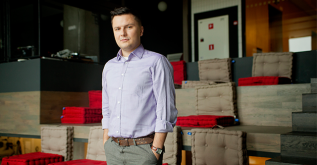 Dariusz Nawojczyk (fot. Oktawave)