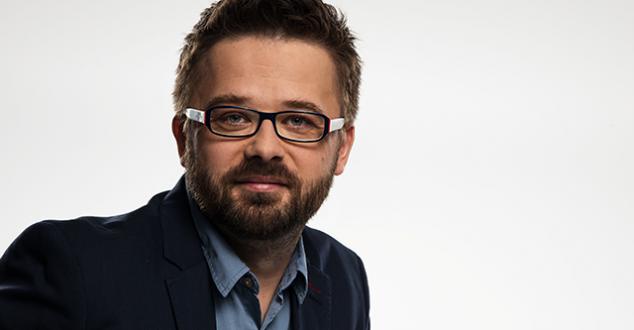 Marcin Barciński (fot. Starcom Mediavest Group)