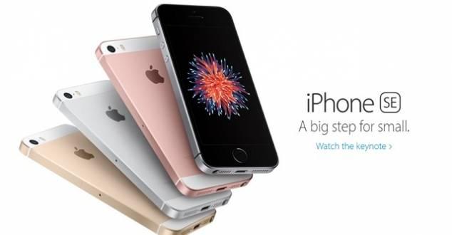 Apple z iPhone SE obniża próg wejścia, by spopularyzować usługi takie jak m.in. Apple Music