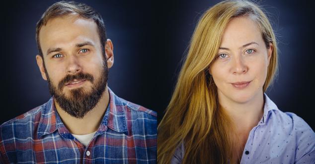 Karol Majewski i Barbara Kropidłowska (fot. Deloitte Digital)