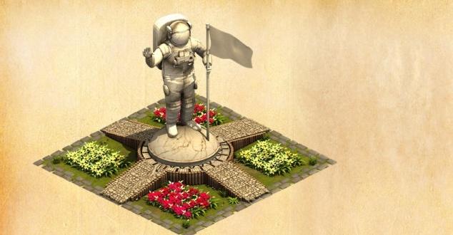 Gagarin uczczony w komputerowej grze