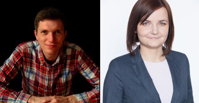 Paweł Kowal i Anita Serafin (fot. Mindshare)