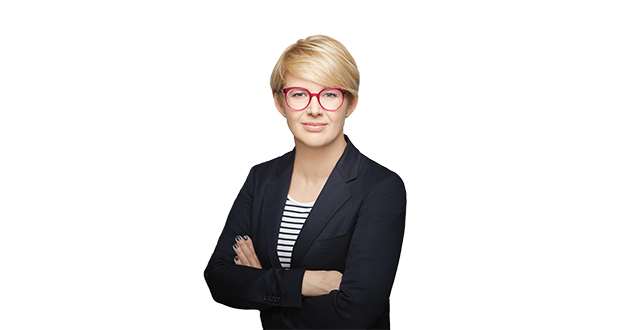 Monika Remiszewska (fot. Grupa RAS - Polska)