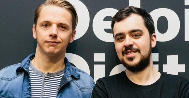 Adam Sierociński, Antoni Kamiński, Deloitte Digital