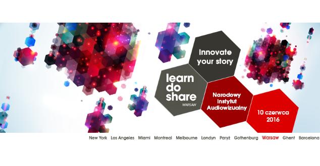 Jak storytelling działa w praktyce? II edycja Learn do Share Warsaw już 10 czerwca