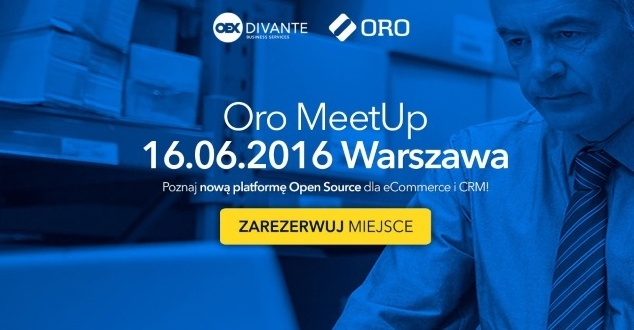 Divante organizuje pierwszy w Europie Oro MeetUp