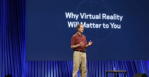 Michael Abrash, Chief Oculus Scientist, talks about the power of virtual reality at F8 2015.