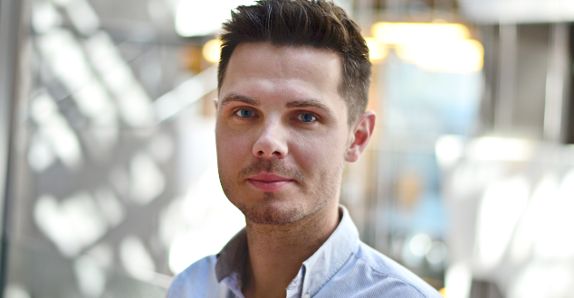 Michał Grzebyk (fot, Content House)