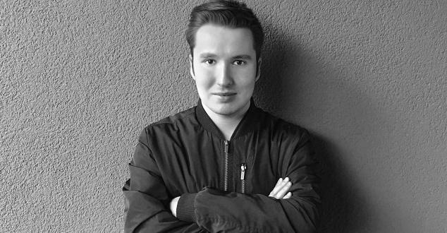 Marcin Żukowski (fot. Mint Media)