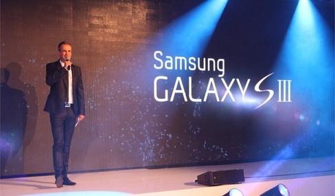 Samsung promuje Galaxy S III. Ruszyła kampania