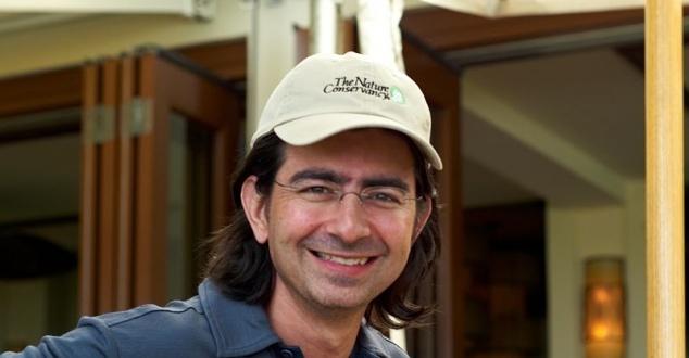 Pierre Omidyar, założyciel serwisu eBay [fot. Wikipedia]