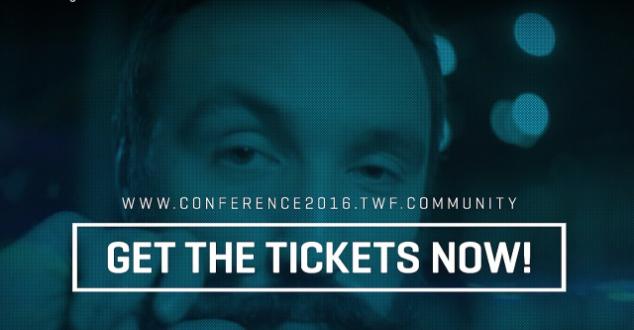 Najnowsze technologie, wirtualna rzeczywistość i mówcy z całego świata, czyli TWF Conference 2016