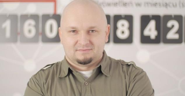 Paweł Stano (fot. LifeTube)