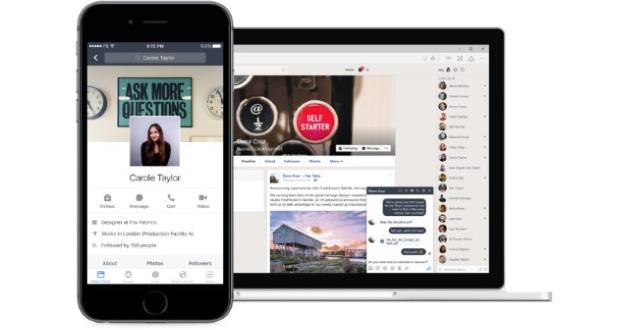 Workplace, czyli Facebook B2B, to zagrożenie dla LinkedIn i Slacka?
