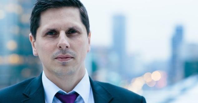 Na zdjęciu Marcin Ludwiszewski (fot. Deloitte Polska)