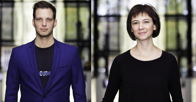 Marek Kemnitz i Małgorzata Sułek (fot. Sociomantic Labs)