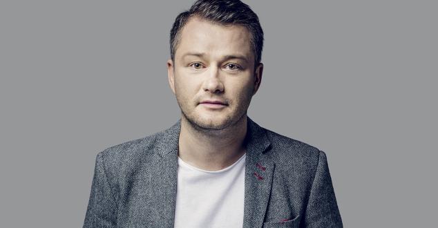 Na zdjęciu Jarosław Kuźniar (fot. Grupa Onet-RAS Polska)