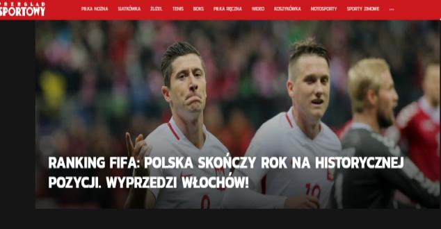 Przegladsportowy.pl zadebiutował w nowej odsłonie