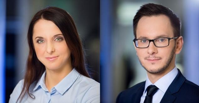 Magdalena Frańczak i Bartosz Sroka