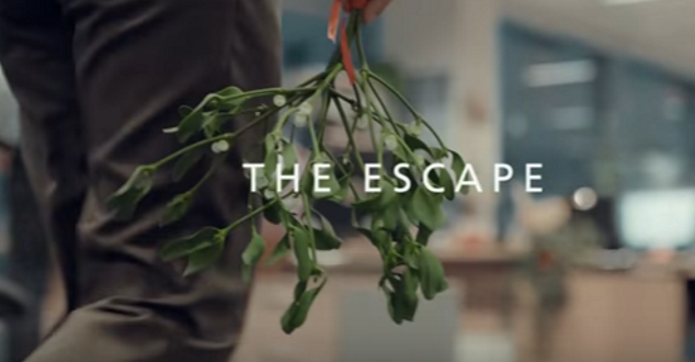 źródło: YouTube.com/Huawei Mobile Poland/Huawei Presents: The Escape