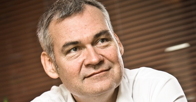na zdjęciu Andrzej Magdziak (fot. Grupa Ströer)