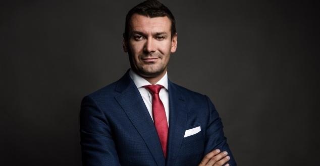 Krzysztof Małecki (fot. Łukasz Król)