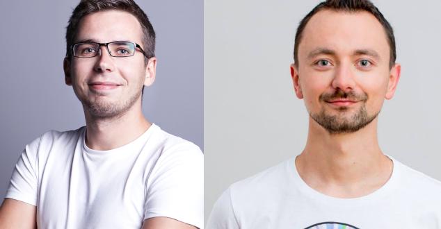 Grzegorz Kazulak i Bartosz Mozyrko