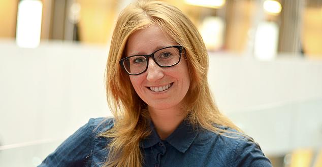 na zdjęciu Diana Drobniak (fot. ContentHouse)