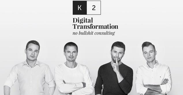 K2 otwiera K2 Digital Transformation. Chce doradzać firmom, jak powinny korzystać z nowych technologii