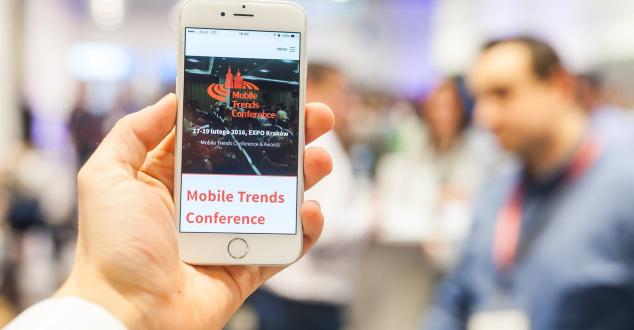Zobacz najlepsze projekty w branży mobile 2016 roku. Mobile Trends Conference & Awards już w marcu