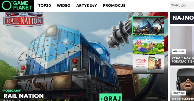 http://gameplanet.onet.pl/