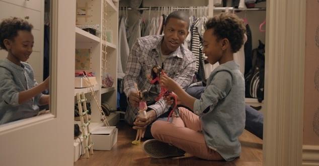 """""""Tata bawi się Barbie®"""" - Mattel w nowej kampanii pokazuje, jak ważna jest rola ojca w życiu córki"""