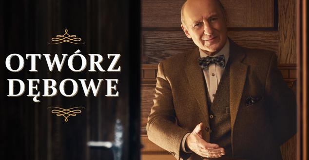 Piotr Fronczewski został ambasadorem nowej kampanii Dębowe Dojrzałe Mocne