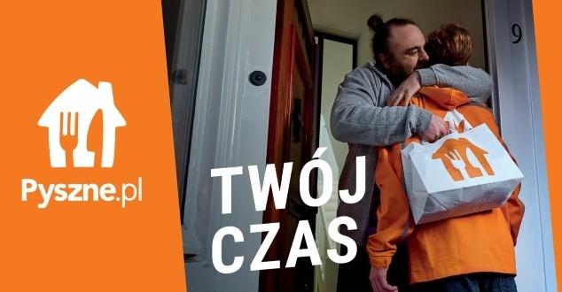 """Pyszne.pl z nową kampanią """"Twój Czas"""""""