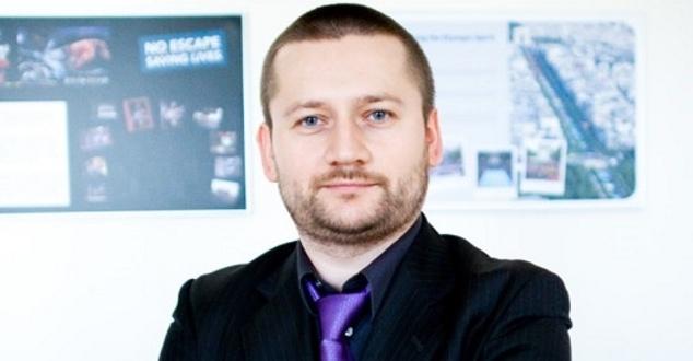 na zdjęciu: Marcin Błoński (fot. Havas Media Group)