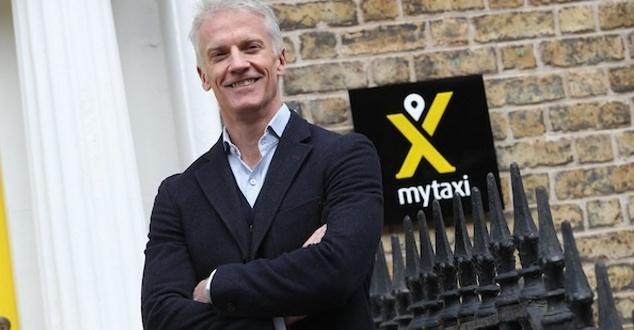 na zdjęciu: Andrew Pinnington, CEO mytaxi (fot. myTaxi)