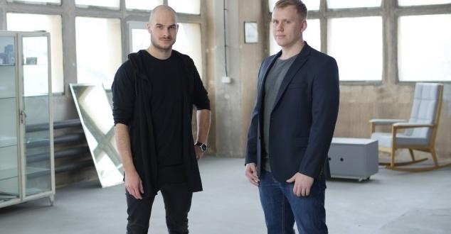 Od lewej: Bartlomiej Foszer i Maciej Sawicki