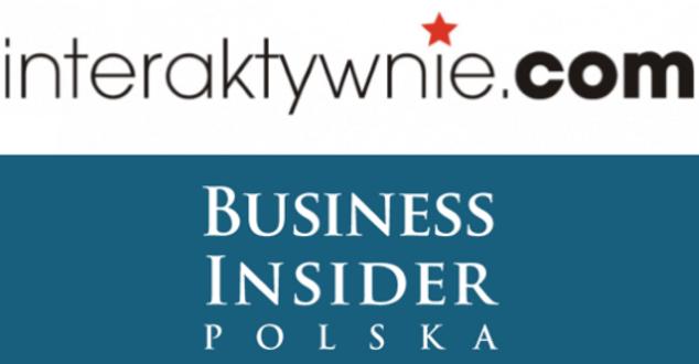 Interaktywnie.com partnerem strategicznym Business Insider Polska. Portale będą przygotowywać wspólne raporty