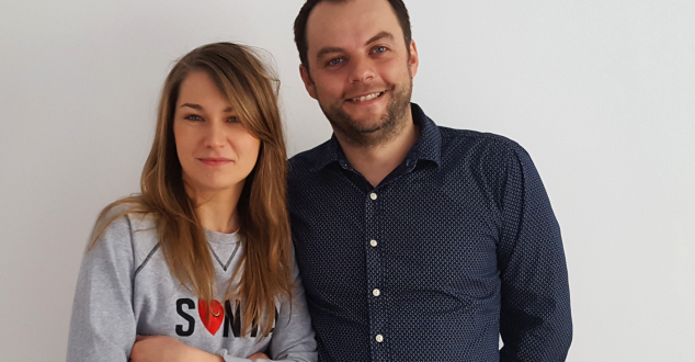 Joanna Drabent i Piotr Bożek (fot. Prowly)