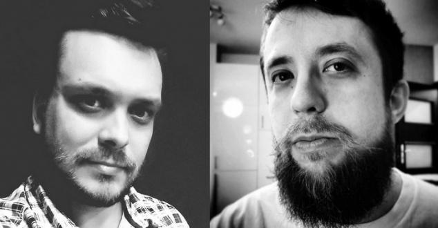 Michał Jabłoński i Paweł Piekarczyk